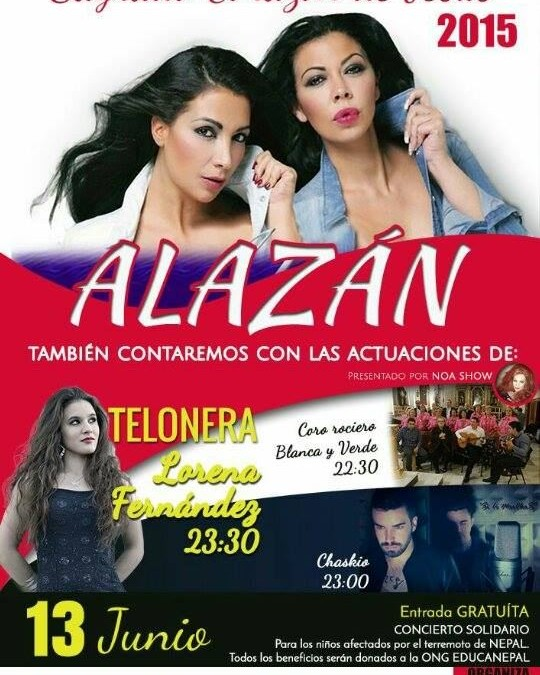 Concierto Solidario Torrevieja (Alicante)