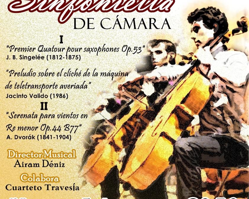 Concierto Gran Canaria Sinfonietta