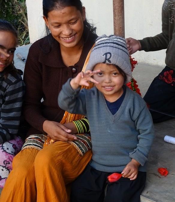 Feliz Navidad desde Nepal