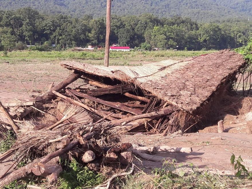 Urge Ayuda por Inundaciones