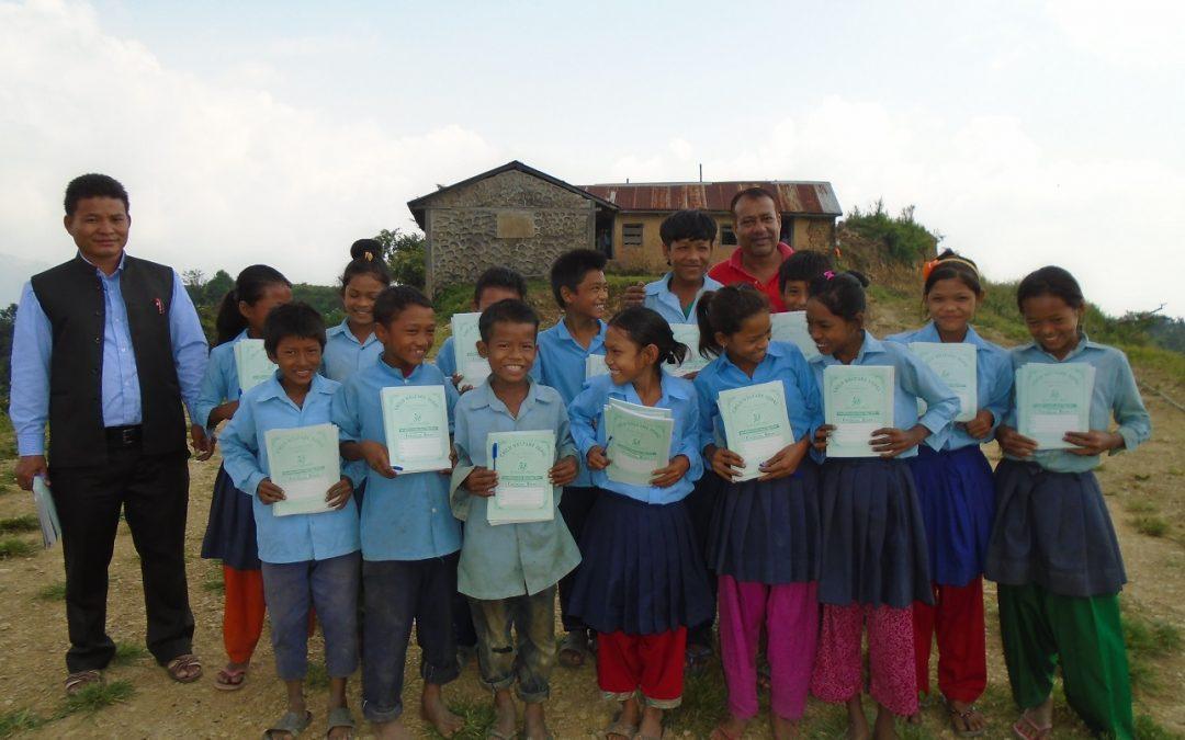 De regreso a Nepal