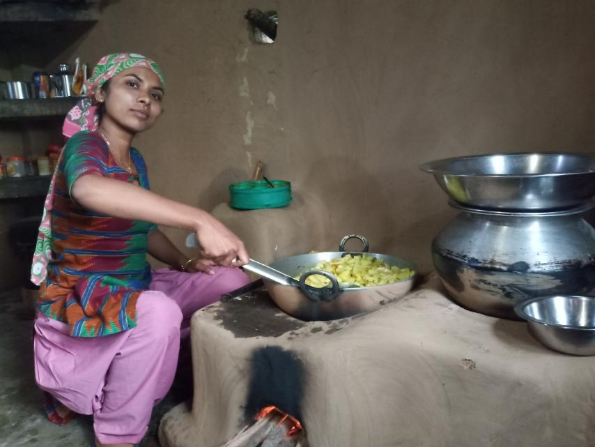 Samiksha, una historia de superación personal
